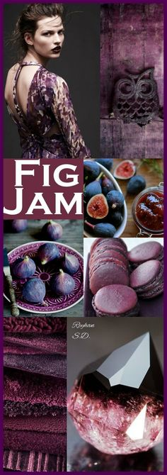 '' Fig Jam '' by Reyhan S.D.