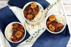Insanely Delicious Shrimp & Sausage Gumbo
