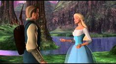 YouTube Film D, Barbie Movies, Swan Lake, Disney Characters, Fictional Characters, Spanish, Aurora Sleeping Beauty, Prom, Animation