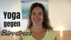 Yoga gegen Bürostress - kurze Übungen um abzuschalten
