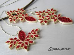 Quilling.lt: jewelry / jewelry
