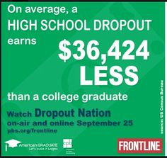 30 of high school students in the u s drop out this