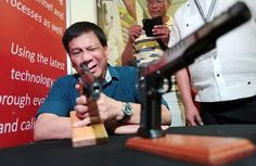 Kerry B. Collison Asia News: A storm of bullets, a wave of apathy - Duterte is ...
