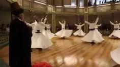 sufi zikr with sufi dance