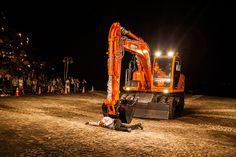 Abertura do Fiac Bahia 2012 com espetáculo Transports Exceptionnels e Festa Afrobeat. Foto: Tiago Lima