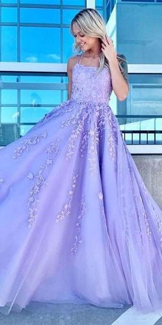 2020 Beaded Tulle Appliques Prom Dress Fashion Long Spaghetti Straps Evening Gowns Custom Made Long School Dance Dress Women's Pagent Dresses Pagent Dresses, Quinceanera Dresses, Homecoming Dresses, Bridesmaid Dresses, Backless Evening Gowns, Long Evening Gowns, School Dance Dresses, Custom Made Prom Dress, Cocktail Gowns
