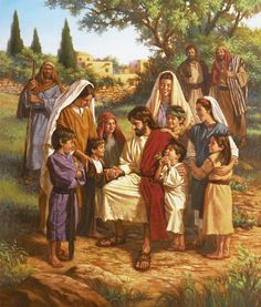 Jesus Christ – Living Masters of Figurative Art Images Du Christ, Images Bible, Pictures Of Jesus Christ, Religious Pictures, Bible Pictures, Religious Art, Image Jesus, Bless The Child, Creation Photo