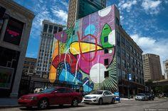 Стрит-арт в Детройте – Варламов.ру