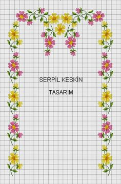 1 million+ Stunning Free Images to Use Anywhere Easy Cross Stitch Patterns, Cross Stitch Borders, Simple Cross Stitch, Cross Stitch Rose, Cross Stitch Flowers, Easy Crochet Patterns, Cross Stitch Designs, Needlepoint Stitches, Embroidery Stitches