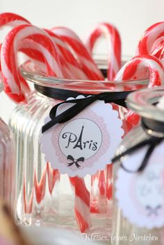Party Paris - Aufkleber von Casa di Falcone