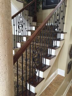 Stairway Stairways, Home Decor, Ladders, Homemade Home Decor, Staircases, Interior Design, Home Interiors, Decoration Home, Home Decoration