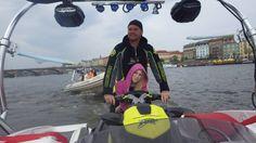 Lodě na vodě 2015 Praha