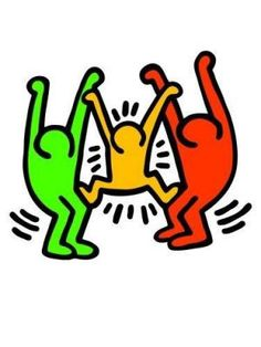 keith haring - Google Search
