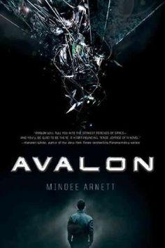 Avalon by Mindee Arnett