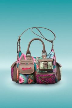 "Buy Online Desigual Bag ""London Medium Ishburi"" 41X5357   Canada   Quebec   USAFun Fashion Online Boutique"
