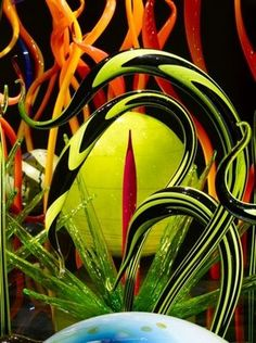 Chihuly Glass ~