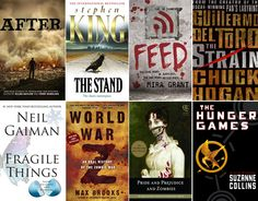 Books to Tide You Over Until The Walking Dead Returns