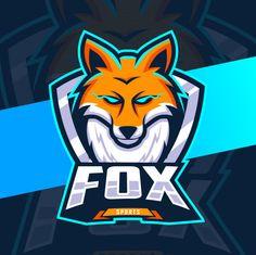 FOX Sports Whale Logo, Fox Logo, Game Logo Design, Esports Logo, Animal Symbolism, Bird Logos, Photography Logo Design, Typographic Logo, Vintage Drawing