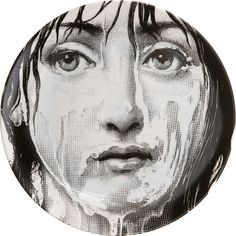 1000 images about fornasetti on pinterest fornasetti wallpaper plates and gio ponti - Fornasetti faces wallpaper ...