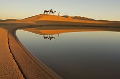 Claim to fame: The largest hot desert in the world, at million square miles, crosses 11 countries in northern Africa. Deserts Of The World, Beaches In The World, Morocco Travel, Africa Travel, Greatest Adventure, Adventure Travel, Capital Of Ethiopia, Oasis, Morocco