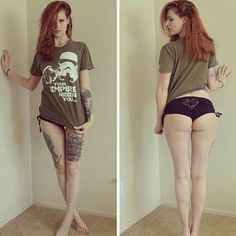 The lovely is taking over the Catch her streaming on and off for the next 6 hours What questions will you be asking this pro gamer girl? by suicidegirls What If Questions, This Or That Questions, Redheads, Sexy, T Shirts For Women, Hot, Instagram Posts, Pants, Mara Jade