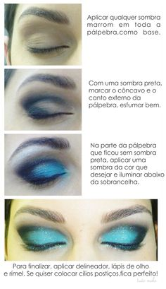 Passo a Passo - Maquiagem Tudo Make - Makeup