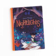 [artbook] nightlights.