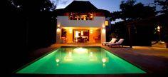 Hotel Esencia is a luxury hotel along the best beach in the Riviera Maya, 20 min from Playa del Carmen, Mexico