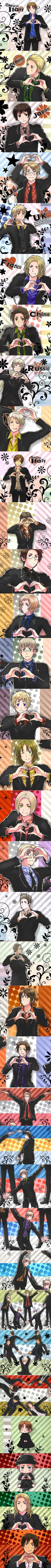Lots of love from the Hetalia Boys! SO CUTE!!!!!!!!!!!!!!!!!!!!!!!!!!!!!!!!!!!!!!!!!!!!!!!!!!!!!!!!!!!!!!!!!!!!!!!!!!!!!!!!!!!!!!!!!!!!!!!!!!!!   <3 <3 <3 <3 <3 <3 <3 <3 <3 <3 <3 <3 <3 <3 <3 <3 <3