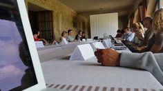 Un po' di formazione a Villa Sparina Resort - Gavi #socialfoodewine #alessandriamonferrato