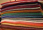 "Wool Blend Felt Sheets 25 6""x6"" Sheets Choose from 80 colors - 6&quotx6&quot, BLEND, choose, Colors, felt, from, Sheets, Wool"