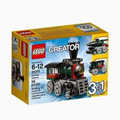 LEGO Creator 31015 Emerald Express Train~ 3 in 1~ New/Sealed 2014 Series  #LEGO