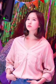 "TWICE × NAVER STARCAST ""What is Love?"" MV Behind #Mina"