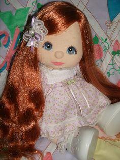 Aussie OOAK My Child Doll