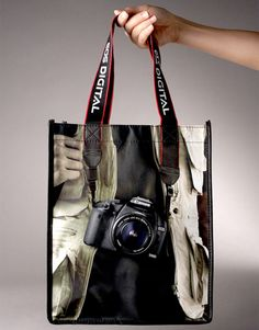 """Creative Bagvertising """"CANON"""""""