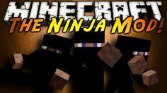 Ninja Mod for Minecraft 1.7.10/1.6.4