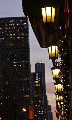 Fifth Avenue, Christmas Season, NYC