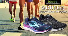 DEPORTES MANZANEDO sortea GRATIS un par de zapatillas Brooks Glycerin o Levitate ¡Elige tu modelo favorito!