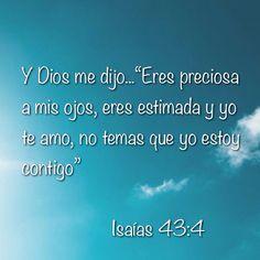 Isaias 43:4