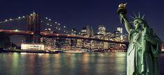 νεα υορκη αγαλμα ελευθεριας - Αναζήτηση Google New York Skyline, Google, Travel, Viajes, Destinations, Traveling, Trips, Tourism