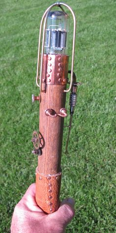 Walking stick 122 Steampunk Walking by coppertopworkshop on Etsy