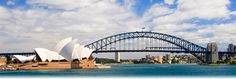Sydney, goal to go here in the near future, especially as I now have friends there :)