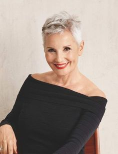 Latest Short Haircuts for Classy Older Women Haircut for Older Women Related posts:Choppy Bob Hairstyle Love the color . pixie haircut gallery pixie haircuts 2018 very shor. Haircut For Older Women, Short Hair Cuts For Women, Short Hairstyles For Women, Haircuts For Over 60, Latest Short Haircuts, Grey Hair Over 50, Short Grey Hair, Short Hair Over 50, Corte Pixie