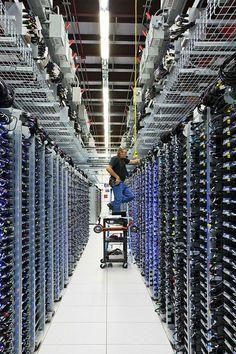 Google Data Center,