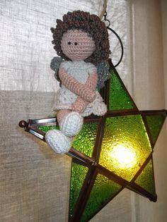Haakpatroon Engel Crochet Babies Pinterest Haken Haken Kerst
