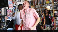Macklemore & Ryan Lewis: Tiny Desk Concert : NPR