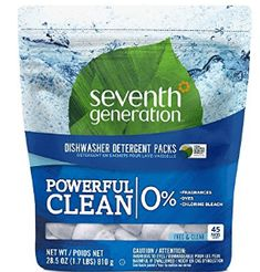 Shop for Clean Living Household Essentials. Buy products such as Seventh Generation Dishwasher Detergent Packs Fragrance Free 20 count at Walmart and save. Dishwasher Pods, Best Dishwasher, Dishwasher Tablets, Dishwasher Detergent, Amazon Subscribe And Save, Dish Detergent, Sparkling Clean, Green Cleaning, How To Remove