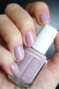 Essie | Lady Like | elegant soft mauve | BN $3