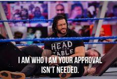 Wwe Superstar Roman Reigns, Wwe Roman Reigns, Wwe Quotes, Wwe Superstars, Roman Empire, Romans, Ali, Husband, Wrestling