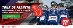 el forero jrvm y todos los bonos de deportes: circus promocion Tour de Francia 500 euros extra 1...